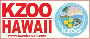 "Radio KZOO in honolulu ""Hawaiian Breeze""(生放送)"